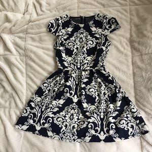 B Darlin Formal Juniors Mini Dress